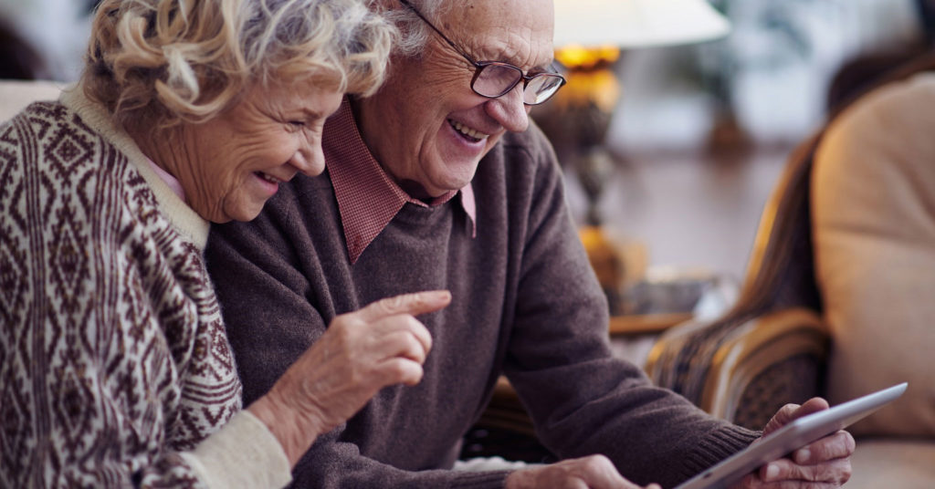 Home Automation Helps Seniors Stay At Home Currents