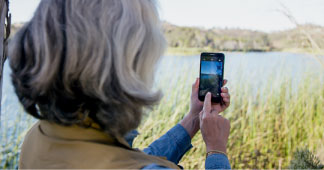 Smartphones, Social Media & Technology Trends Among Seniors - Currents